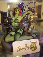 Bombshells Poison Ivy Resin Statue DC Collectibles Comics Used Limited 4869/5200