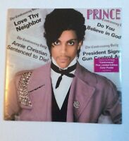 Prince Controversy New Sealed Vinyl LP with Limited Edition Colour Poster