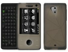 Silicone Gel Cover Skin Smoke For HTC Touch Pro Fuze