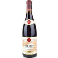 1 BOUTEILLE Cotes Rotie brunes et blonde guigal 2003 arômes délicats d'épices