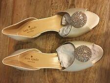 Kate Spade Emison Heel Wedding shoe Size 7