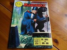 MANDRAKE n° 96 de 1966 UNE COURSE DE HORS BORD très bon état voir photos