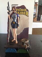 Tomb Raider Lara Croft Wet Suit Statue Playmates Edios