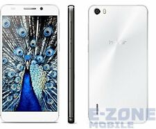 Huawei  Honor 6  4G LTE White 32GB Unlocked Mobile Phone