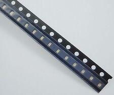 100Pcs New 0603 SMD Blue LED 100mcd