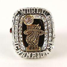 2012 Miami heat Lebron James champion championship ring Size 8 basketball