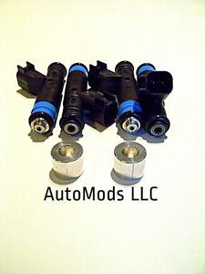 Siemens Deka 97.5lb Fuel Injectors 1025cc EV6 SRT4 SRT-4 neon mopar