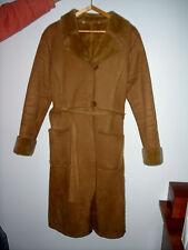 Manteau femme T38 imitation fourrure