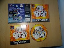 Playstation 1 (PS1) Devil Dice UK PAL Game