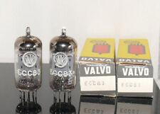 2 neue Röhren Valvo ECC83 12AX7 matched pair gleicher Fertigungscode  (205013)