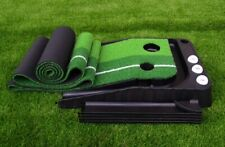 2.5M Artificial Turf Training Indoor Removable Golf Practice Equipment#