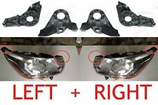LEFT AND RIGHT HEADLAMP HEADLIGHT BRACKET TAB REPAIR KIT CITROEN C4 2004 - 2011