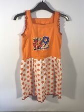 Baby Girls Summer Sleeveless Dress Age 2-3 Years