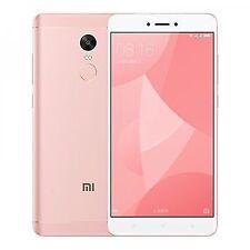 Xiaomi Redmi Note 4X 64GB/4GB Unlocked Smartphone Pink