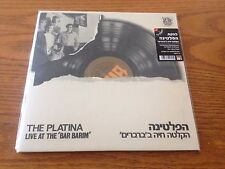 THE PLATINA Live At The Bar Barim Israel 1973 Jazz LP 180 Gr Vinyl RSD 2016