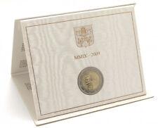 """2 euro commémorative Vatican 2009 """"Année Internationale de l'Astronomie"""""""