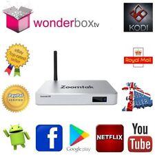 Quad Core 2GB 2160p Internet TV & Media Streamers
