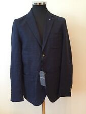 Peter Werth Blazer - Powell - Navy Blue - Single Breasted - Medium - RRP £149