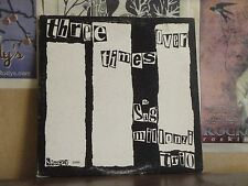 SIG MILLONZI TRIO, THREE TIMES OVER - PRIVATE PRESS STACEY LP S1000