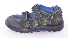 Ricosta Bizz 42-24600 Boys Blue cerrado Toe Sandalias UK 12 EU 30 nos 12.5 RRP £ 46
