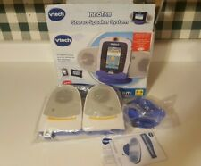 VTech InnoTab Stereo Speaker System Compatible with Apple/Android- New Open Box