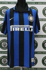 Maglia calcio INTER TG L shirt trikot maillot jersey camiseta