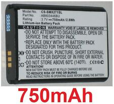 Batterie 750mAh type AB803446BU Pour Samsung GT-B2710 Xcover 271, B2710 Solid