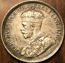 1919 CANADA SILVER 10 CENTS
