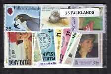 Iles Falkland - Falkland Islands 25 timbres différents