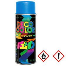 1 x 400ml Neonblau Blau Neon Lackspray Sprühlack Lack Dose / 14 350