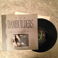 """LP VINYL 12"""" THE DAMBUILDERS A YOUNG PERSON'S GUIDE LOCO 1 0647 318 ROCK"""