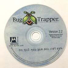 MuTek Solutions LTD. BugTrapper Version 2.2 Win 95, 98 NT 2000, CD-ROM Vintage