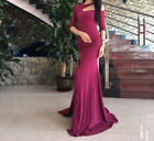 New Arrival CHEAP Women Belly Dance Costumes Practice Club Stage Long Dress M L