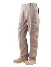 Truspec 24-7 Mens Tactical Pants Khaki 100 Cotton 32x30 1070044