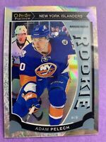 2015-16 O-Pee-Chee Platinum Marquee Rookie White Ice #M47 Adam Pelech 5/199 NYI