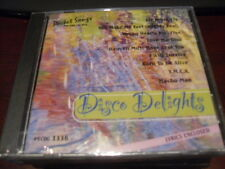POCKET SONGS KARAOKE DISC PSCDG 1336 DISCO DELIGHTS CD+G MULTIPLEX