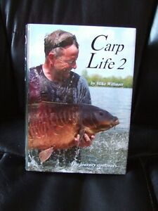 Carp Life 2 by Mike Willmott signed copy