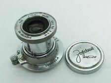 KMZ Russian Elmar lens INDUSTAR 50 22 3,5/50 camera FED Zorki 2 3 4 5 6