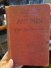 Tarzan and the Ant Men Edgar Rice Burroughs 1924