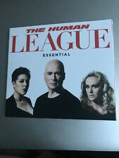 THE HUMAN LEAGUE ESSENTIAL 3 CD SET (New) Collection Hits