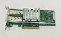 Intel X520-DA2 10Gb 10Gbe 10 Gigabit Network Adapter NIC Dual Port
