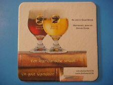 Beer Coaster <> Haacht Keizer Karel Charles Quint Blond — Boortmeerbeek, BELGIUM