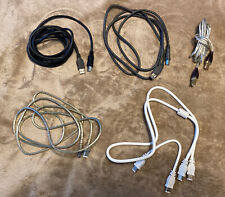 Apple Firewire 400 Cable 4 to 6 Pin, 6 to 6 Pin, 6 to USB Various Lengths