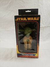Star Wars Yoda Bobble Head Comic Images 2005 Never Opened