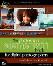 The Photoshop Elements 11 Book for Digital Photogr