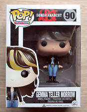 Funko Pop Sons Of Anarchy Gemma Teller Morrow + Free Protector