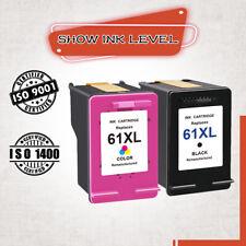 61XL Black & Color Ink Cartridge for HP Envy 4500 5530 5534 Deskjet 2540 1000