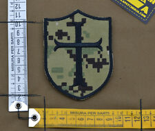 "Ricamata / Embroidered Patch ""Crusader"" NWU III Aor 2 with VELCRO® brand hook"