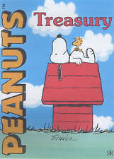 Peanuts Treasury by Charles M. Schulz (Paperback, 2001)