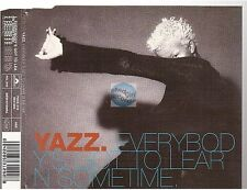 YAZZ everybody's got to learn sometimes CD MAXI